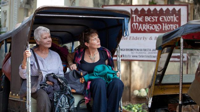 Best Exotic Marigold Hotel - H 2012