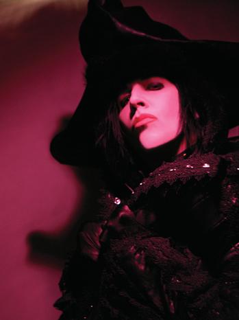 Marilyn Manson PR 2009 P