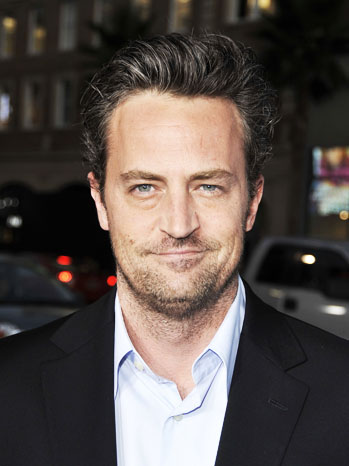 Matthew Perry Invention of Lying Premiere - P 2012