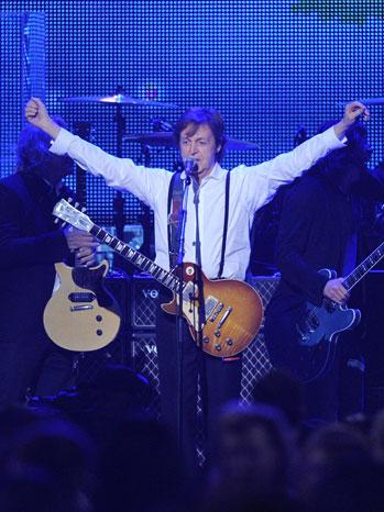 Paul McCartney MusicCares - P 2012