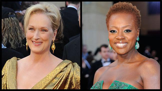 Meryl Streep Viola Davis - H 2012