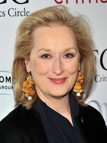 Meryl Streep: Good Loser