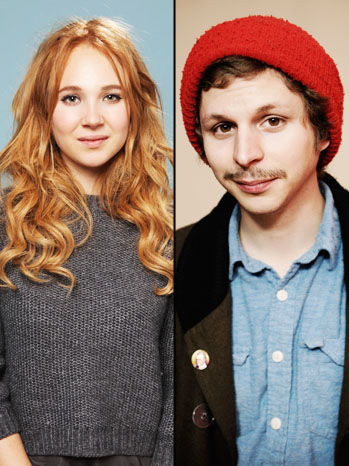 Juno Temple Michael Cera Split - P 2012