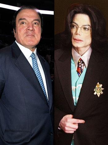 Michael Jackson Tohme Tohme Split - P 2012