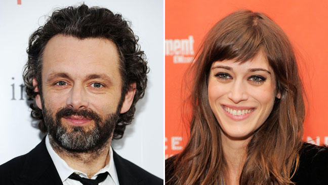 Michael Sheen and Lizzy Caplan Split - H 2012
