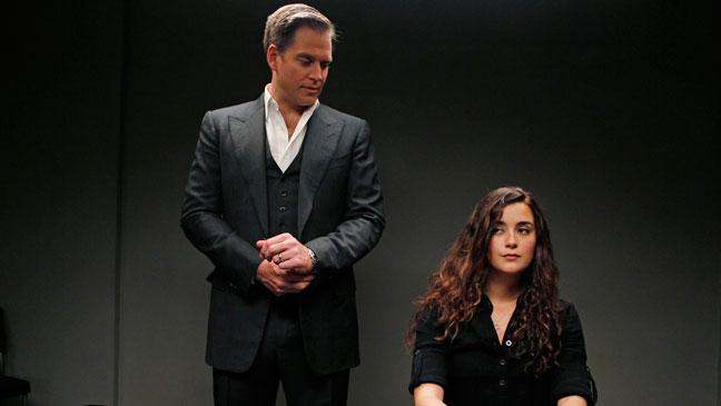 NCIS Michael Weatherly Cote de Pablo: 2/7 TV Still - H 2012