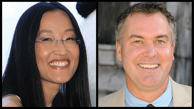 DreamWorks Duo: Jennifer Yuh Nelson & Chris Miller