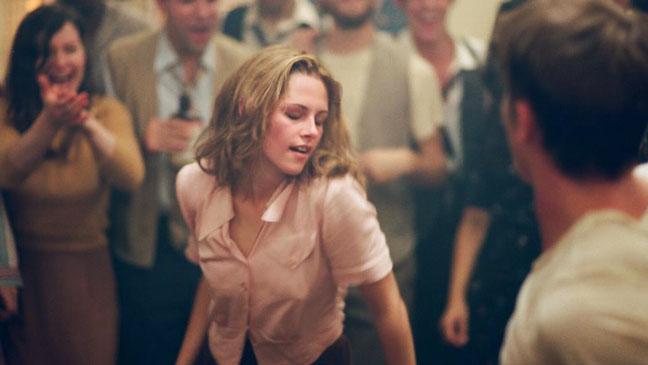 On the Road Kristen Stewart Dancing - H 2012