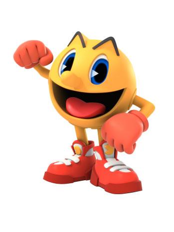 Pac-Man 3D - P 2012