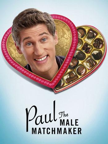 Paul The Male Matchmaker Hulu Poster - P 2012