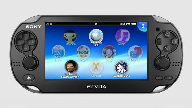 Playstation Vita Sony - H 2012
