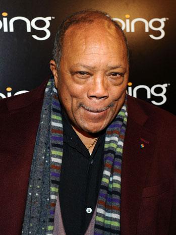Quincy Jones Portrait - P 2012
