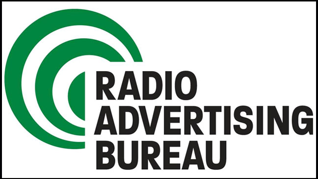 Radio Advertising Bureau Logo - H 2012