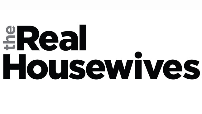 The Real Housewives Logo - H 2012