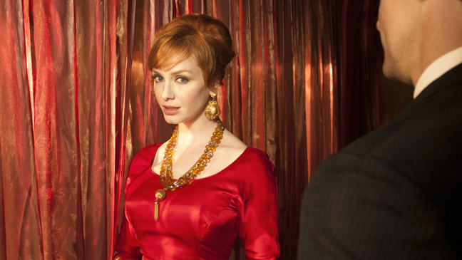 Mad Men Christina Hendricks H 2012