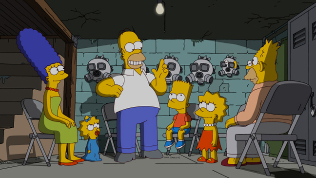 The Simpsons 500th Episode - H 2012