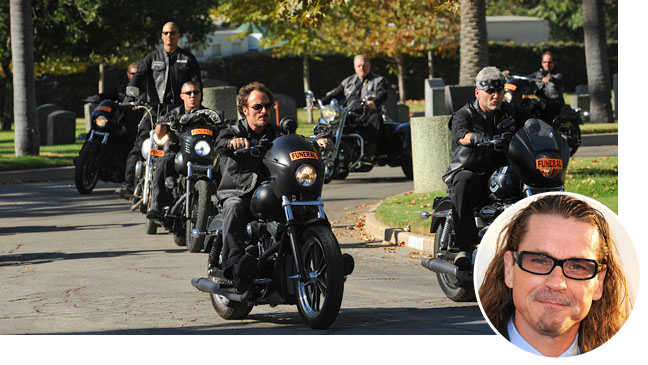 Sons of Anarchy Kurt Sutter - H 2012