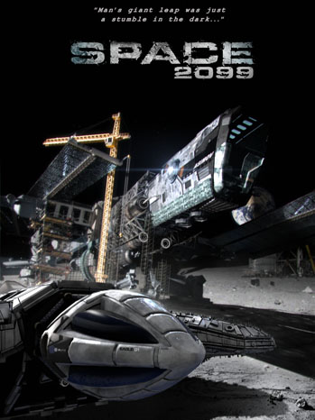 Space 2099 Poster Art - P 2012