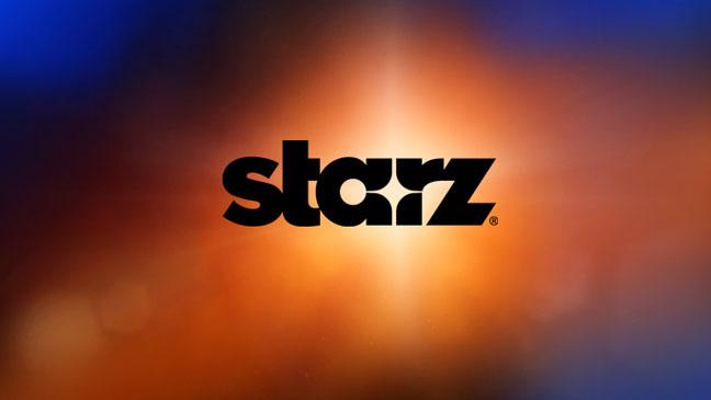 Starz Logo - H 2012