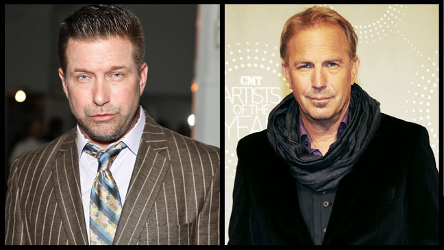 Stephen Baldwin Kevin Costner Split - H 2012