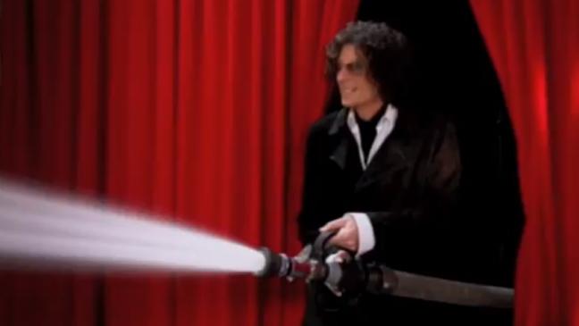 Howard Stern's 'America's Got Talent' Super Bowl Commercial