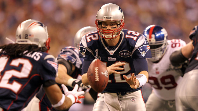 Super Bowl Tom Brady 2012 H