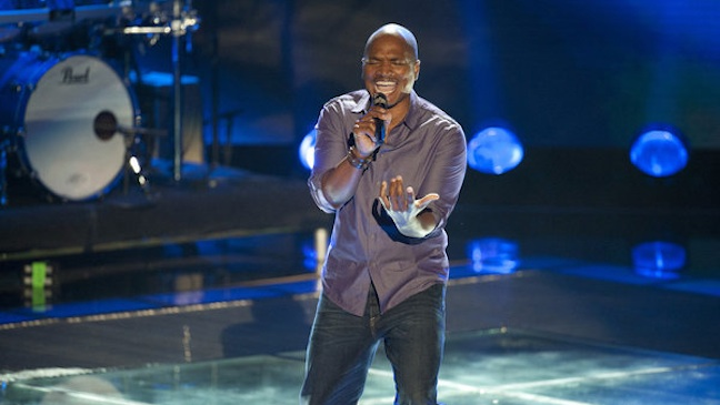 The Voice Jesse Campbell Episodic