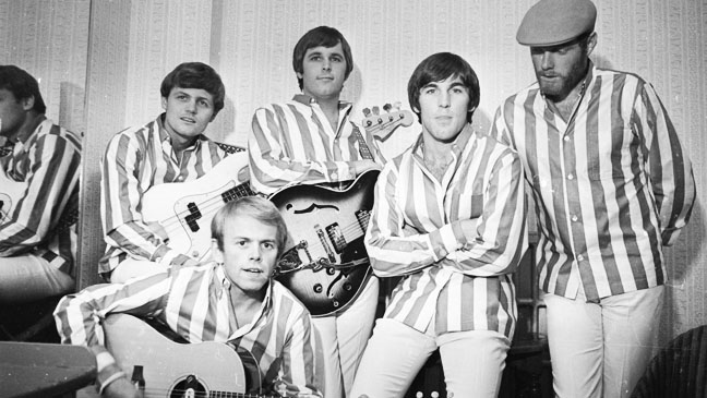 The Beach Boys 1966 Black White - H 2012