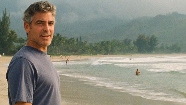 The Descendants George Clooney Beach Film Still - H 2012