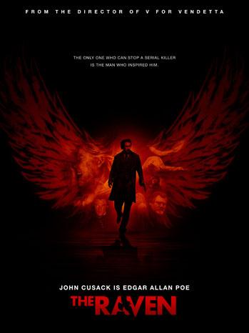 The Raven Poster Art - P 2012