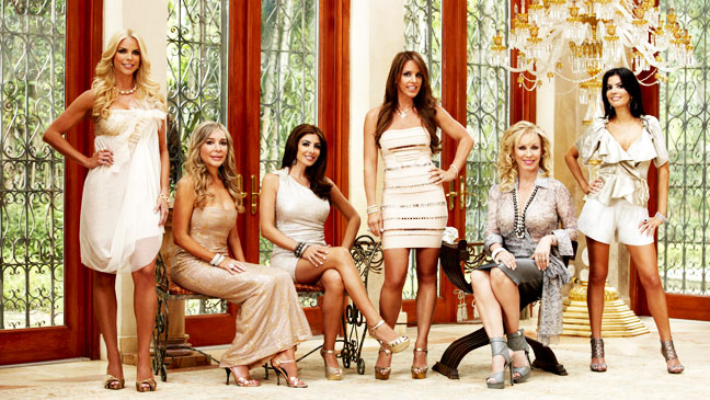 The Real Housewives Miami Cast 2012 - H 2012