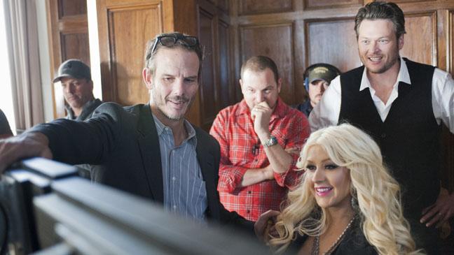 The Voice Aguilera Shelton Monitor - H 2012