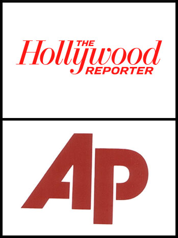 The Hollywood Reporter AP Logo Split - P 2012