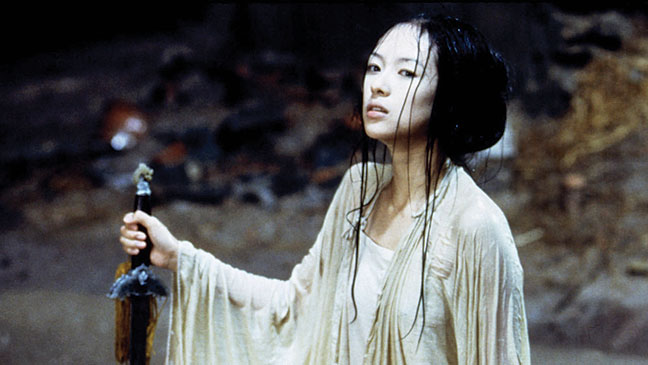 "2001: ""Crouching Tiger, Hidden Dragon"""