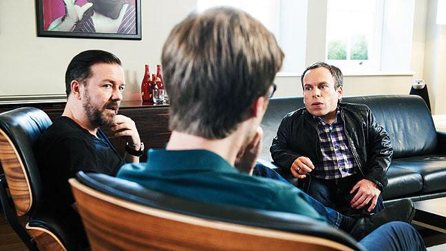 2012-07 REV Life's Too Short Ricky Gervais Stephen Merchant Warwick Davis H