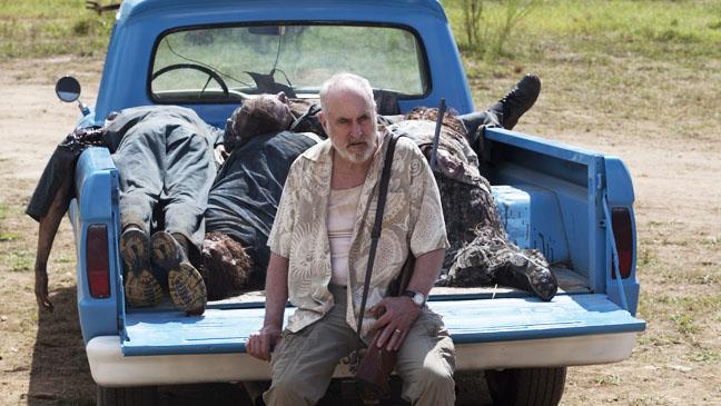 Walking Dead EP 208 Jeffery DeMunn Zombies - H 2012