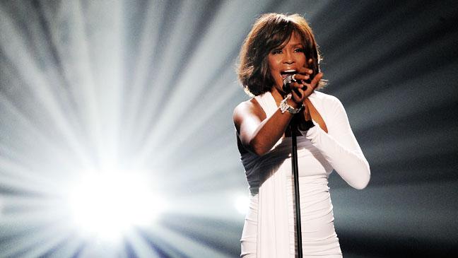Whitney Houston Performing AMAs 2009 - H 2012