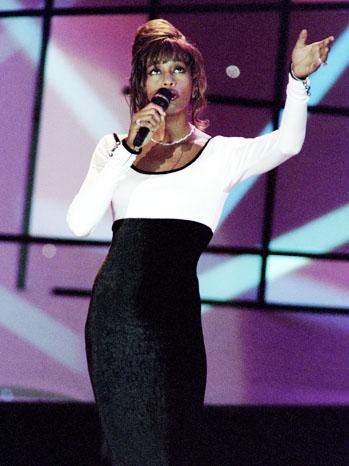 Whitney Houston World Music Awards 1994 - P 2012