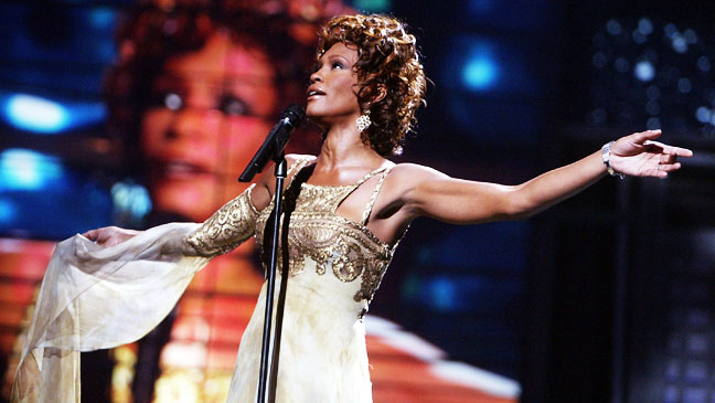Whitney Houston World Music Awards 2004 - H 2012