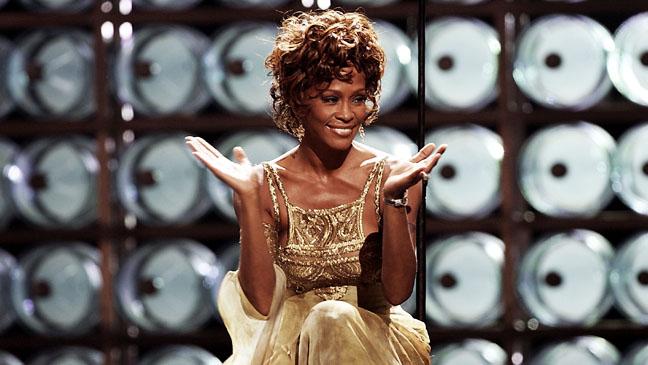 Whitney Houston World Music Awards Stage - H 2012