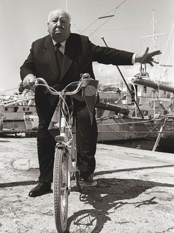 Alfred Hitchcock at Cannes (1972)