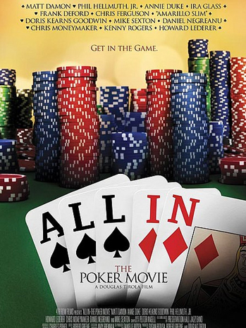 All In: The Poker Movie Poster - P