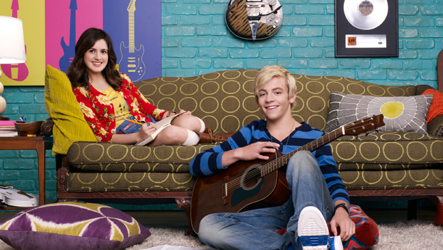 Austin and Ally Disney Channel - H 2012