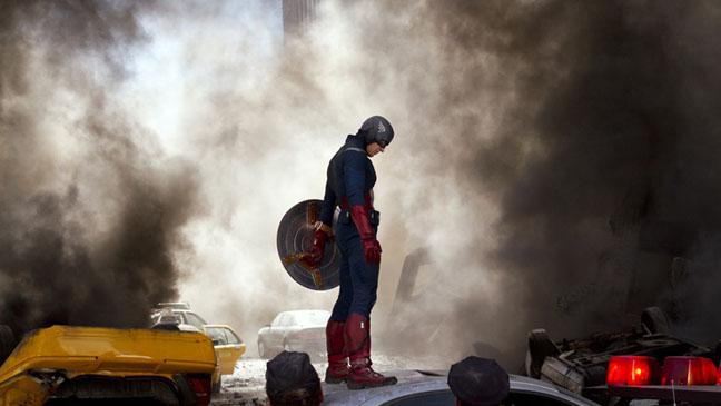 Avengers - Captain America - 2012