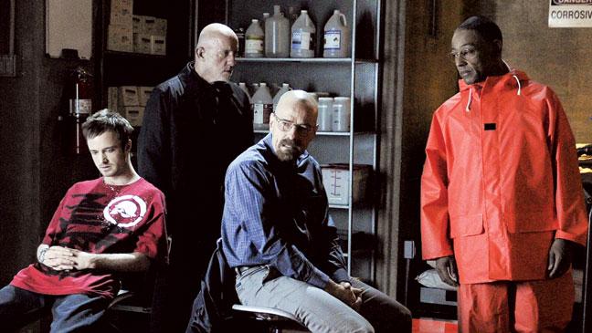 Breaking Bad Season 5 Poster Revealed Photo Hollywood Reporter