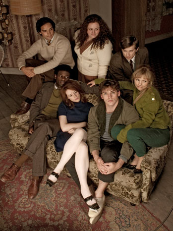 BBC's White Heat Cast - P 2012