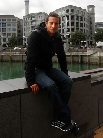 Bear Grylls Auckland New Zealand - P 2012