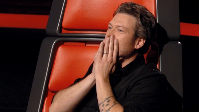 Blake Shelton The Voice 2012