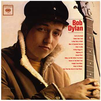 Bob Dylan self-titled album P