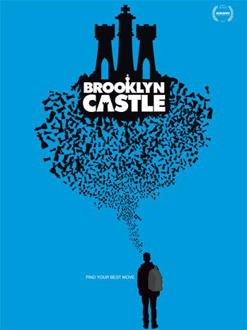 SXSW Brooklyn Castle Poster - P 2012
